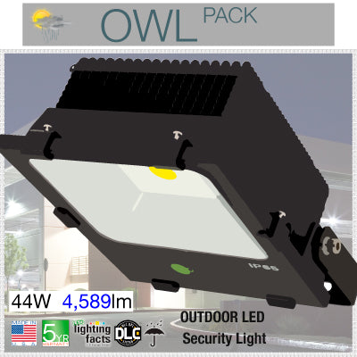Owl Pack LED Flood Light