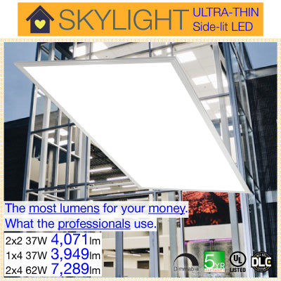 Skylight LED Panel Light