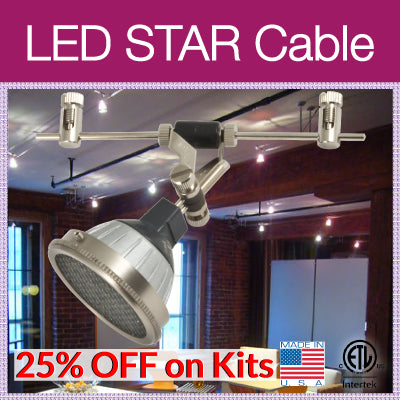 Star Cable Lighting System