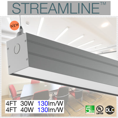 STREAMLINE LED Linear Lights