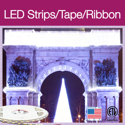 LED strips / tapes