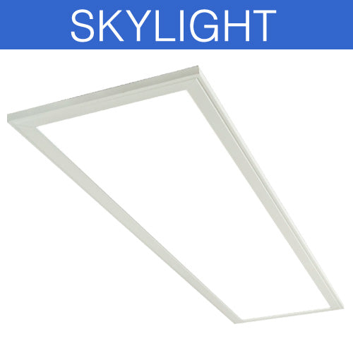 SKYLIGHT 2.0 Ultra-Thin LED Panel Light (1x4')