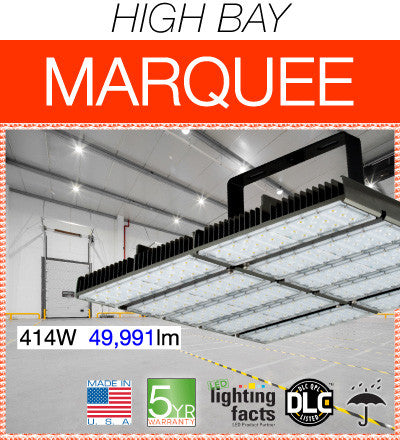 Marquee LED High Bay