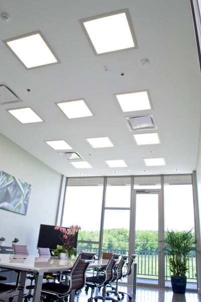 Skylight 2 0 Ultra Thin Led Panel Light 2x4 5year