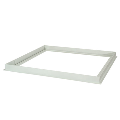 Recessed Mounting Frame for Skylight LED Panel Light
