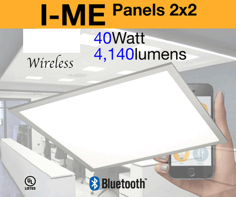 I-ME™ Bluetooth LED Panel Light