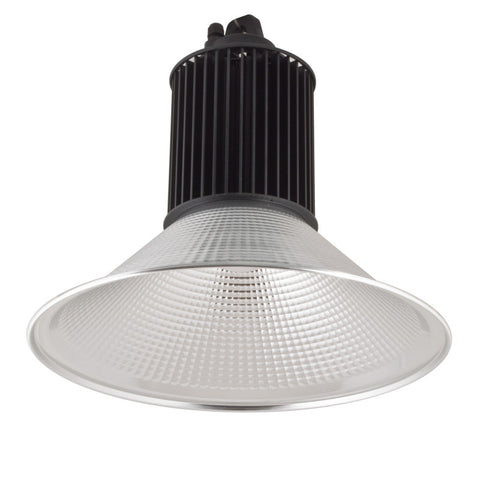 100W LED high bay light with aluminum reflector