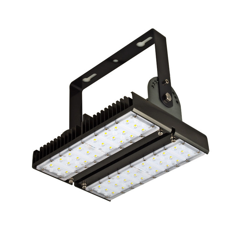 DLC IP65 Outdoor 2 Board LED Flood Light Made in USA