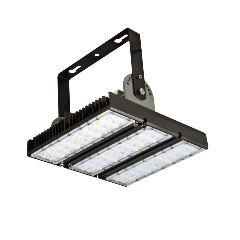 DLC IP65 Outdoor 3 Board LED Flood Light Made in USA