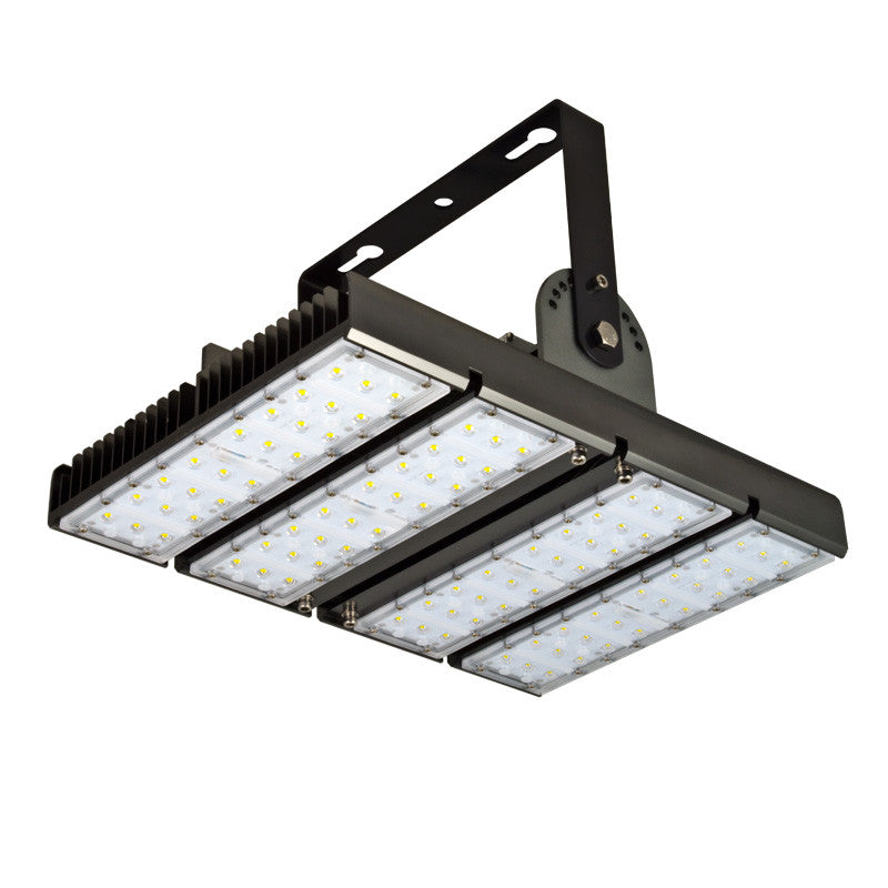 DLC IP65 Outdoor 4 Board LED Flood Light Made in USA
