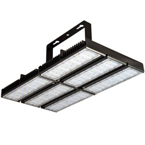 DLC IP65 Outdoor 6 Board LED Flood Light Made in USA