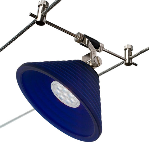 Chi-Ziggurat Blue Star LED Cable Lighting Kit