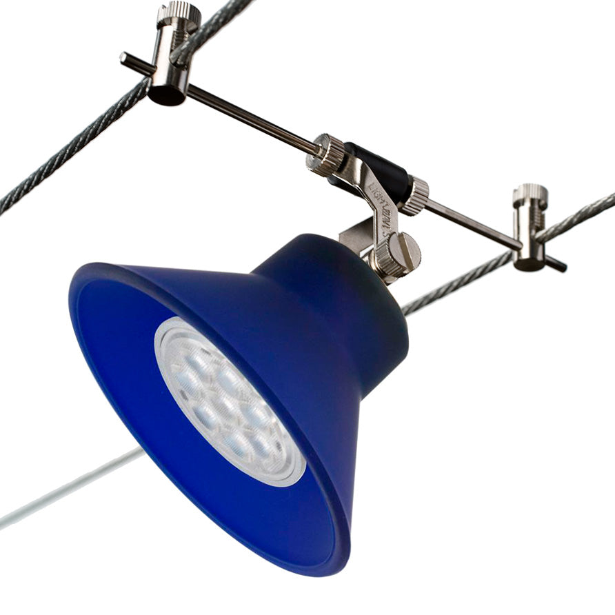 Neo-Cone Blue Star LED Cable Lighting Kit