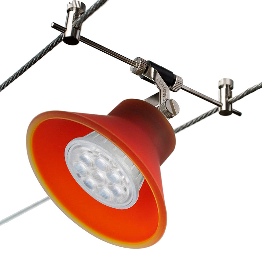 Neo-Cone Red Star LED Cable Lighting Kit