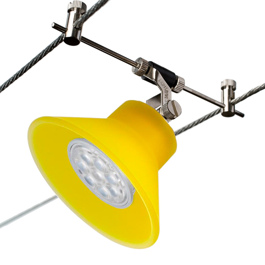 Neo-Cone Yellow Star LED Cable Lighting Kit
