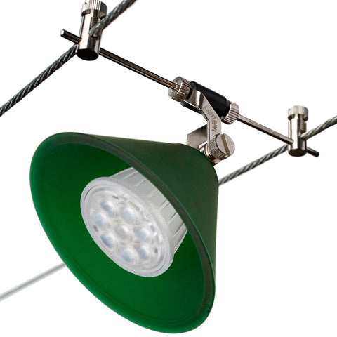 Chi-Cone Green Star LED Cable Lighting Kit