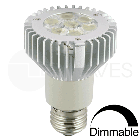 Iraklion PAR20 Dimmable LED Light Bulb