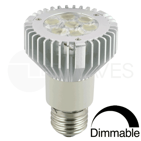 Iraklion PAR20 Dimmable LED Light Bulb (clearance)