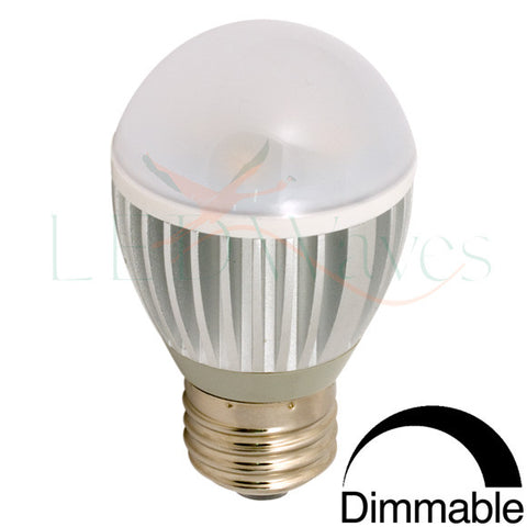 A15 Globe Dimmable LED Light Bulb (clearance)