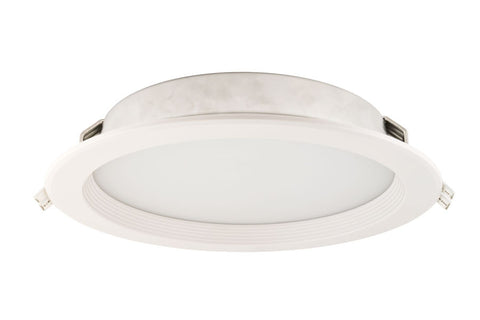 1/2-inch Baffle Trim 10-inch Round Recessed LED Light