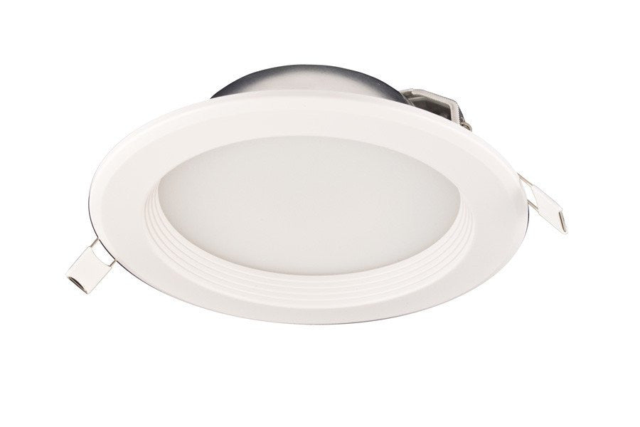 pr35 4 baffle trim dimmable led recessed light kits 5 year