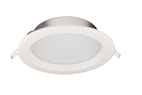 1/2-inch Baffle Trim 6-inch Round Recessed LED Light