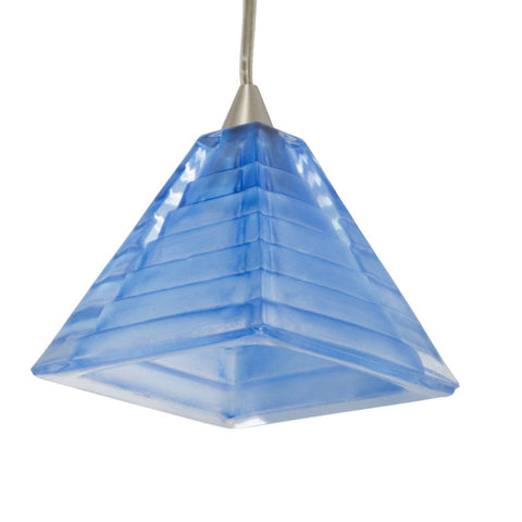 Pyramid Blue Flex II LED Track Lighting Kit