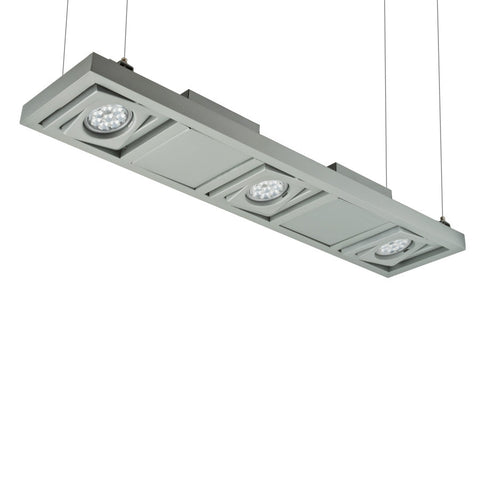 LED BETA STUDIO Suspension Light Unit (1x3)