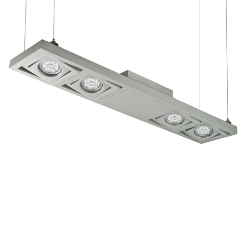 LED BETA STUDIO Suspension Light Unit (1x4)