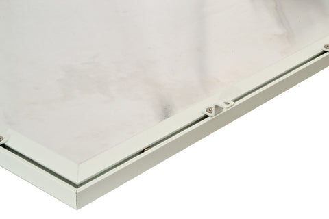 Z-Bracket Surface Mounting Kit for Skylight LED Panel Light