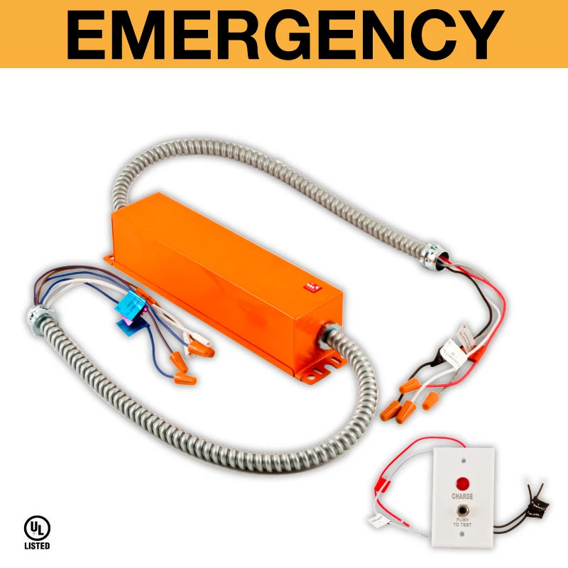 Emergency Equipment for Skylight LED Panel Light
