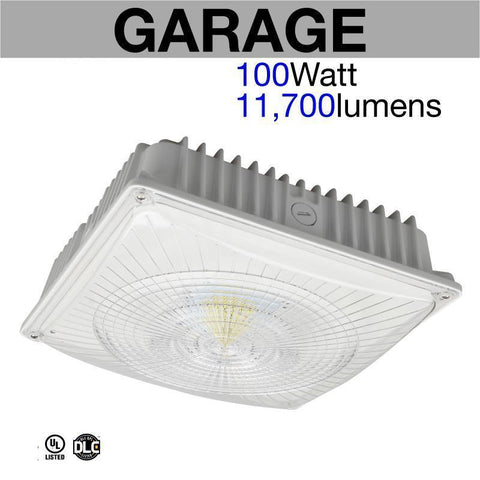 LED Garage Light
