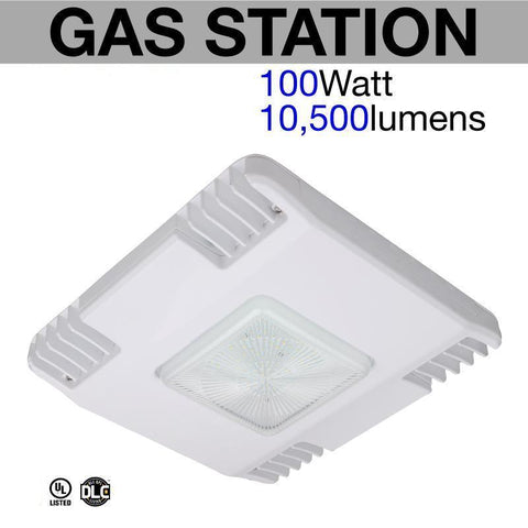 Gas Station LED Canopy Light
