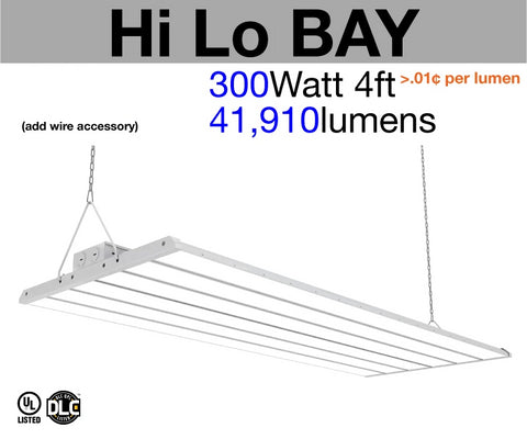 Hi Lo Bay LED Linear Light