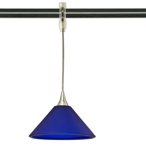 Lambda Blue Flex II LED Track Lighting Kit