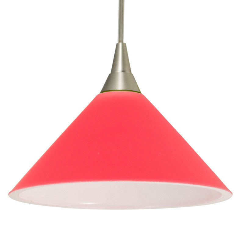 Led Flex Ii Track Lighting System: Red, Low-Voltage, Dimmable Or