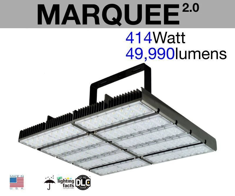 MARQUEE Outdoor LED Flood Light (10-Pack)