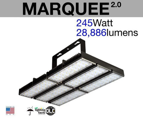 MARQUEE Outdoor LED Flood Light (6-Pack)