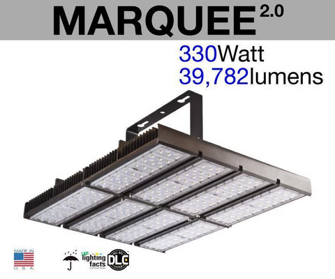MARQUEE Outdoor LED Flood Light (8-Pack)