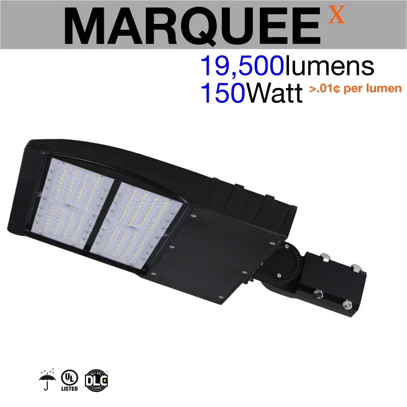 Marquee X 150 Watt with Knuckle Bracket Mount