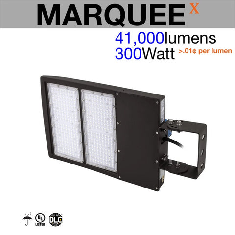 Marquee X 300 Watt with Yoke Mount