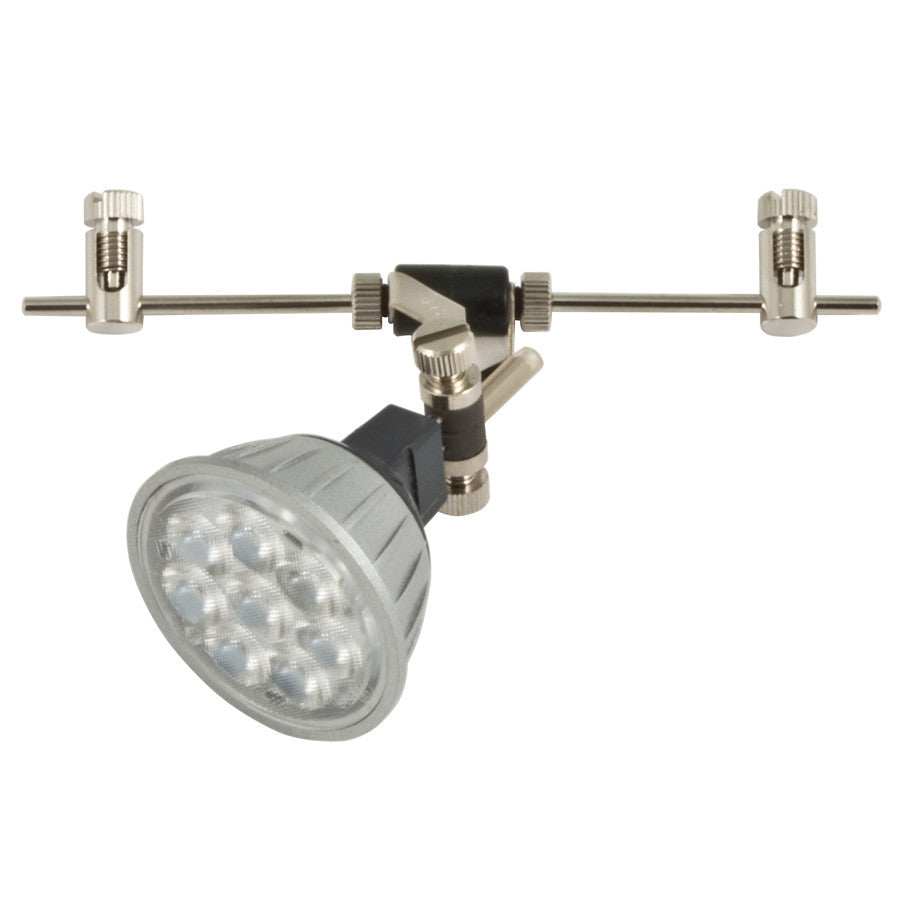 Mars Star cable fixture with dimmable MR16
