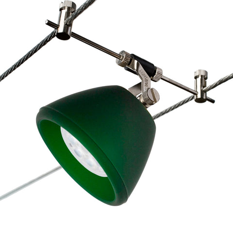 Chi-Deco Green Star LED Cable Lighting Kit