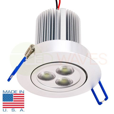 Midtown 2.1 LED Recessed Light (clearance)