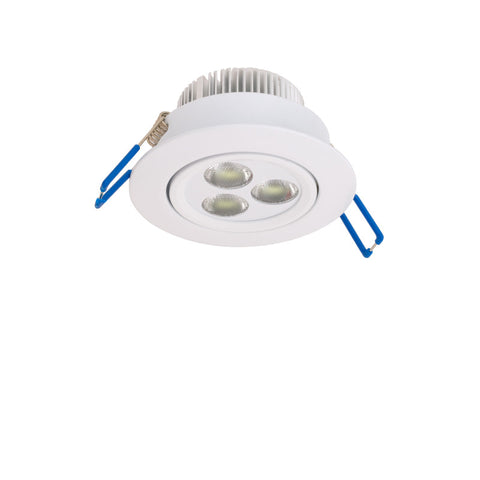 MIDTOWN 2.0 LED Recessed Light Fixture (White finish)