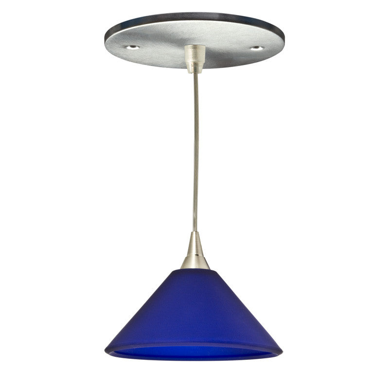 Lambda Mono-point LED Fixture (Blue)