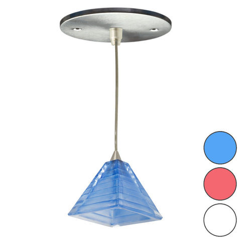 Pyramid Mono-point LED Fixture