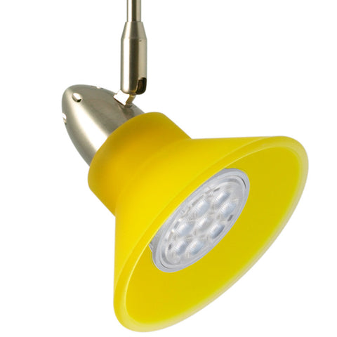 Neo-Cone Yellow Flex II LED Track Lighting Kit
