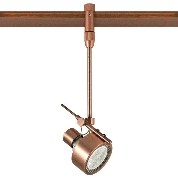 Omega Flex II Track Fixture (Antique Bronze finish)