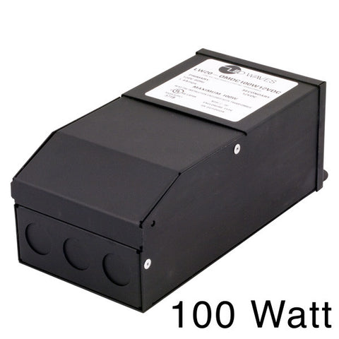 Magnetic Dimmable LED Power Supply (12VDC, 100 Watt)